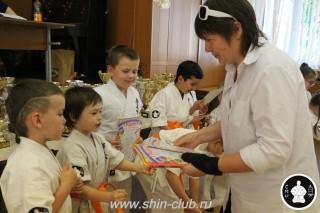 Награждение в клубе Киокушинкай СИН (64)
