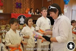 Награждение в клубе Киокушинкай СИН (67)