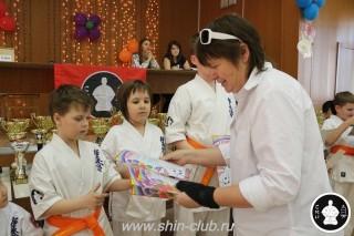 Награждение в клубе Киокушинкай СИН (68)