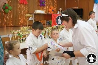Награждение в клубе Киокушинкай СИН (73)