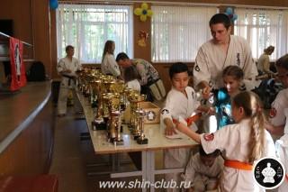 Награждение в клубе Киокушинкай СИН (83)