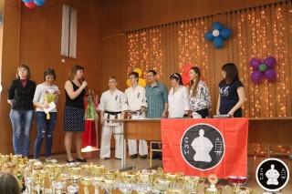 Награждение в клубе Киокушинкай СИН (85)