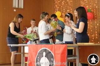 Награждение в клубе Киокушинкай СИН (86)