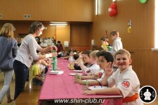 Награждение в клубе Киокушинкай СИН (94)