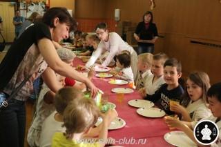 Награждение в клубе Киокушинкай СИН (97)