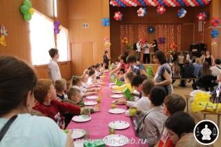 Награждение в клубе Киокушинкай СИН (98)