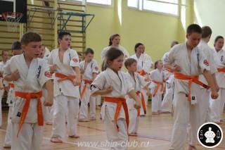 экзамены Киокушинкай каратэ (10)