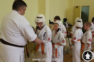 экзамены Киокушинкай каратэ (100)