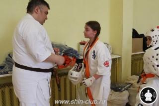экзамены Киокушинкай каратэ (103)