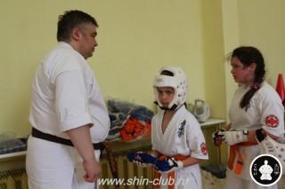 экзамены Киокушинкай каратэ (104)
