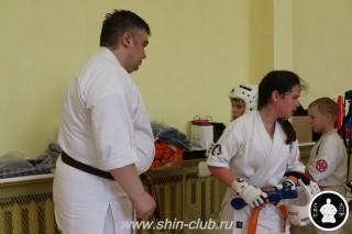 экзамены Киокушинкай каратэ (105)