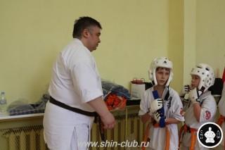 экзамены Киокушинкай каратэ (106)