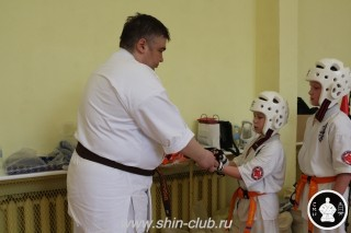 экзамены Киокушинкай каратэ (107)