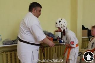 экзамены Киокушинкай каратэ (108)
