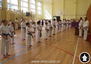 экзамены Киокушинкай каратэ (110)