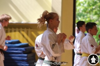 экзамены Киокушинкай каратэ (114)