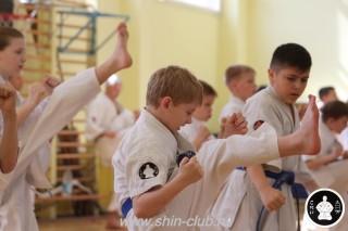 экзамены Киокушинкай каратэ (115)