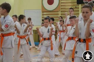 экзамены Киокушинкай каратэ (12)
