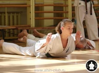 экзамены Киокушинкай каратэ (122)