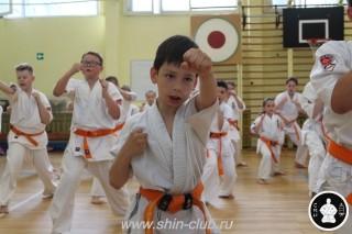 экзамены Киокушинкай каратэ (13)