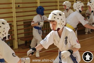 экзамены Киокушинкай каратэ (131)