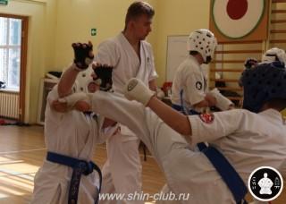 экзамены Киокушинкай каратэ (136)