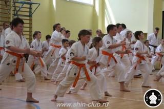 экзамены Киокушинкай каратэ (14)