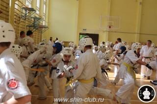 экзамены Киокушинкай каратэ (140)