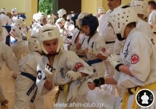 экзамены Киокушинкай каратэ (141)