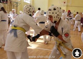 экзамены Киокушинкай каратэ (149)