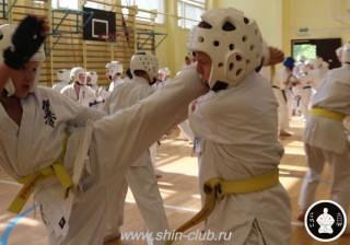 экзамены Киокушинкай каратэ (150)