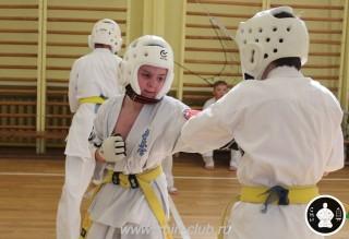 экзамены Киокушинкай каратэ (162)
