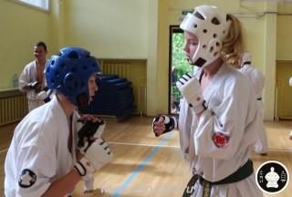 экзамены Киокушинкай каратэ (166)