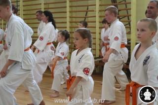 экзамены Киокушинкай каратэ (17)