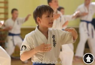 экзамены Киокушинкай каратэ (197)