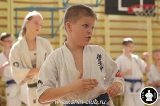 экзамены Киокушинкай каратэ (199)