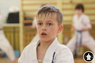 экзамены Киокушинкай каратэ (200)
