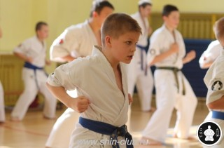экзамены Киокушинкай каратэ (201)