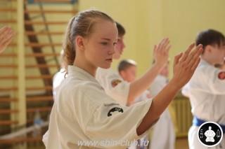 экзамены Киокушинкай каратэ (206)