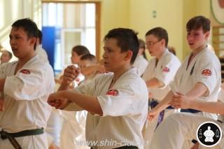 экзамены Киокушинкай каратэ (210)