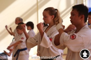 экзамены Киокушинкай каратэ (211)