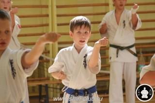 экзамены Киокушинкай каратэ (216)