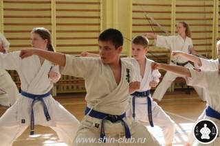 экзамены Киокушинкай каратэ (218)