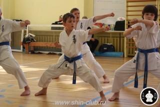 экзамены Киокушинкай каратэ (220)