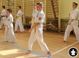 экзамены Киокушинкай каратэ (221)