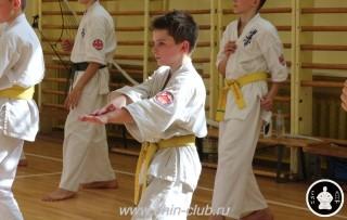 экзамены Киокушинкай каратэ (222)
