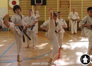 экзамены Киокушинкай каратэ (224)