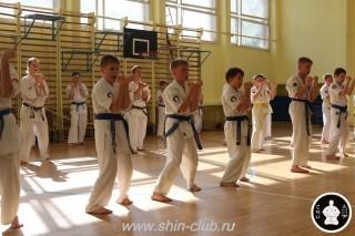 экзамены Киокушинкай каратэ (232)