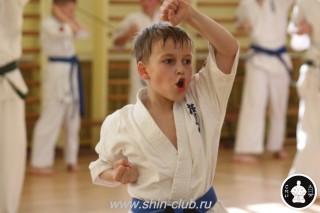 экзамены Киокушинкай каратэ (234)