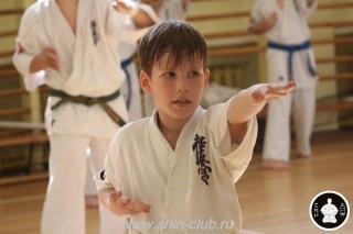 экзамены Киокушинкай каратэ (236)